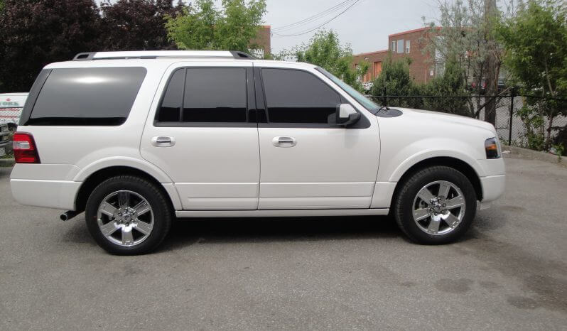 Armored Ford Expedition full