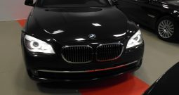 2011 Armored BMW 7