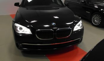 Black pre-owned 2011 armored BMW 7 sedan picture