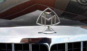 Armored Mercedes Maybach full