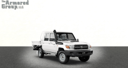 Armored Toyota Land Cruiser 79
