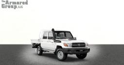 Armored Toyota Land Cruiser 79