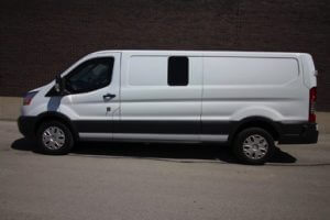 TAG Ford Transit 250 CIT Driver Side