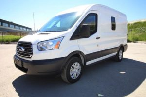TAG White pre-owned 2016 Ford T250 cash-in-transit armored van picture