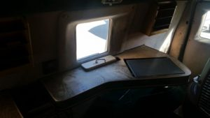 TAG 1992 Armored Ford E350 Bullet Proof Window