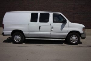 TAG Ford E250 CIT Passenger Side