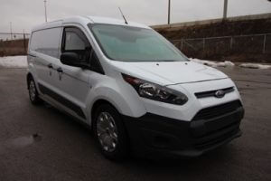 TAG 2018 Armored Ford Transit Connect Front Corner