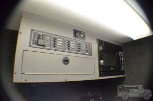 TAG Law Enforcement: Hostage/Crisis Negotiator HNT Control Switches Next To Microwave