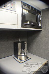 TAG Law Enforcement: Hostage/Crisis Negotiator HNT Kitchenette Coffee Maker Microwave