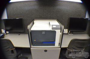 TAG Law Enforcement: Hostage/Crisis Negotiator HNT Office Desk Monitors Printer View