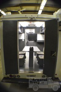 TAG Law Enforcement: Hostage/Crisis Negotiator HNT Conference Room Exterior Rear View
