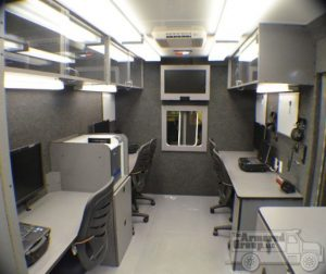 TAG Law Enforcement: Hostage/Crisis Negotiator HNT Interior Office Space View