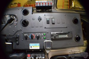 TAG Law Enforcement: Hostage/Crisis Negotiator HNT Center Console Control Panel