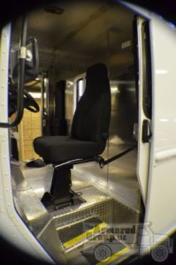 TAG Law Enforcement: Hostage/Crisis Negotiator HNT Driver Seat Side View