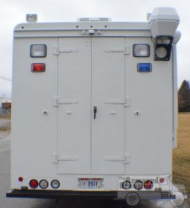 TAG Law Enforcement: Hostage/Crisis Negotiator HNT Rear Exterior View