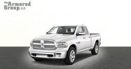 Armored Dodge Ram 1500