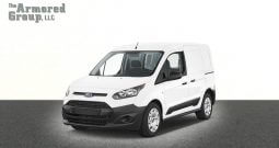 Armored Ford Transit Connect