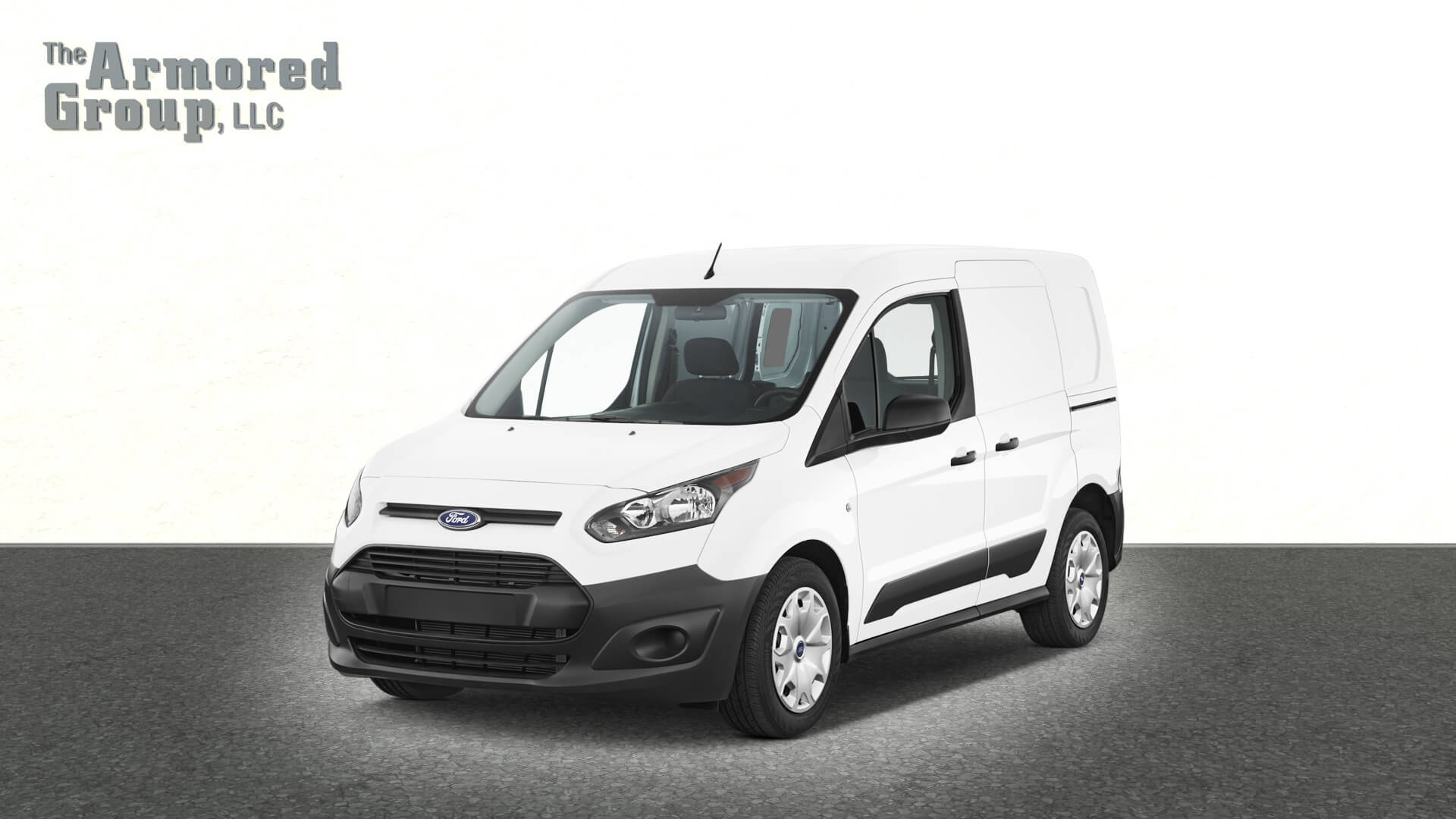 armored transit connect bulletproof ford van the armored group. Black Bedroom Furniture Sets. Home Design Ideas