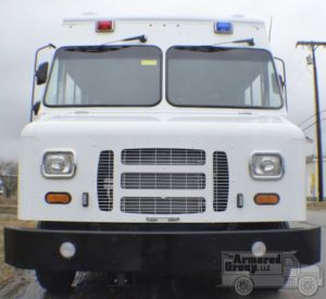 TAG Law Enforcement: Hostage/Crisis Negotiator HNT Front Grille View Emergency Light