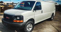 Law Enforcement: Raid Van-GMC