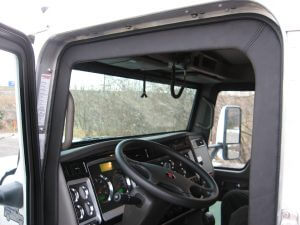 Armored Kenworth Steering Wheel