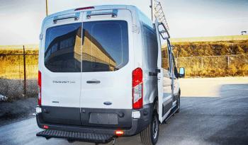 Law Enforcement: Raid-Ford Transit/Warrant Van Rear