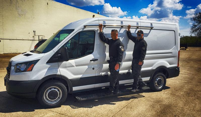 Law Enforcement: Raid-Ford Transit/Warrant Van full
