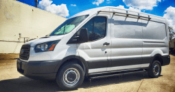 Law Enforcement: Raid-Ford Transit/Warrant Van