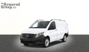 Armored Mercedes Metris full