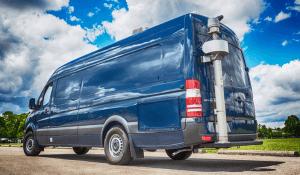 TAG Law Enforcement: Communications/Command Centers Driver Rear Corner