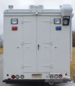 TAG Law Enforcement: Hostage/Crisis Negotiator HNT Rear Doors Closed View