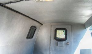 TAG Armored Chevy/GM 2500 & 3500 Passenger Van Interior Space