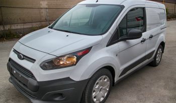Armored Ford Transit Connect full