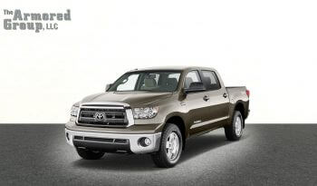 TAG Armored Toyota Tundra truck picture