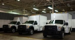 Armored Ford F550 CIT