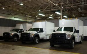 TAG 2013 Armored Ford F550 CIT White armored Ford F550 cash-in-transit vans picture