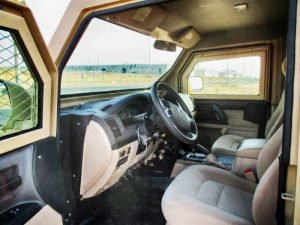 TAG BATT-T front interior driver's seat picture