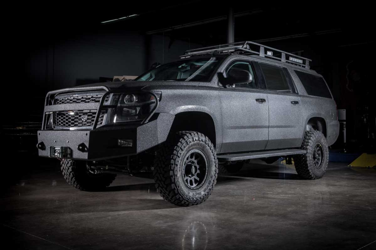 2016 Chevrolet Armored Tactical Suburban 3500lt The