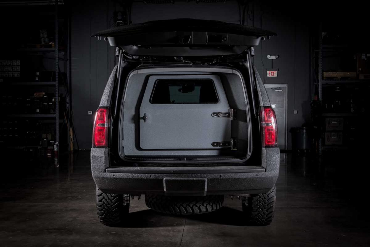Armored Tactical SWAT Suburban, Bulletproof SUV: The ...