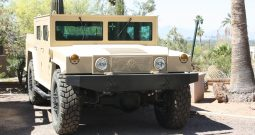 Armored Hummer