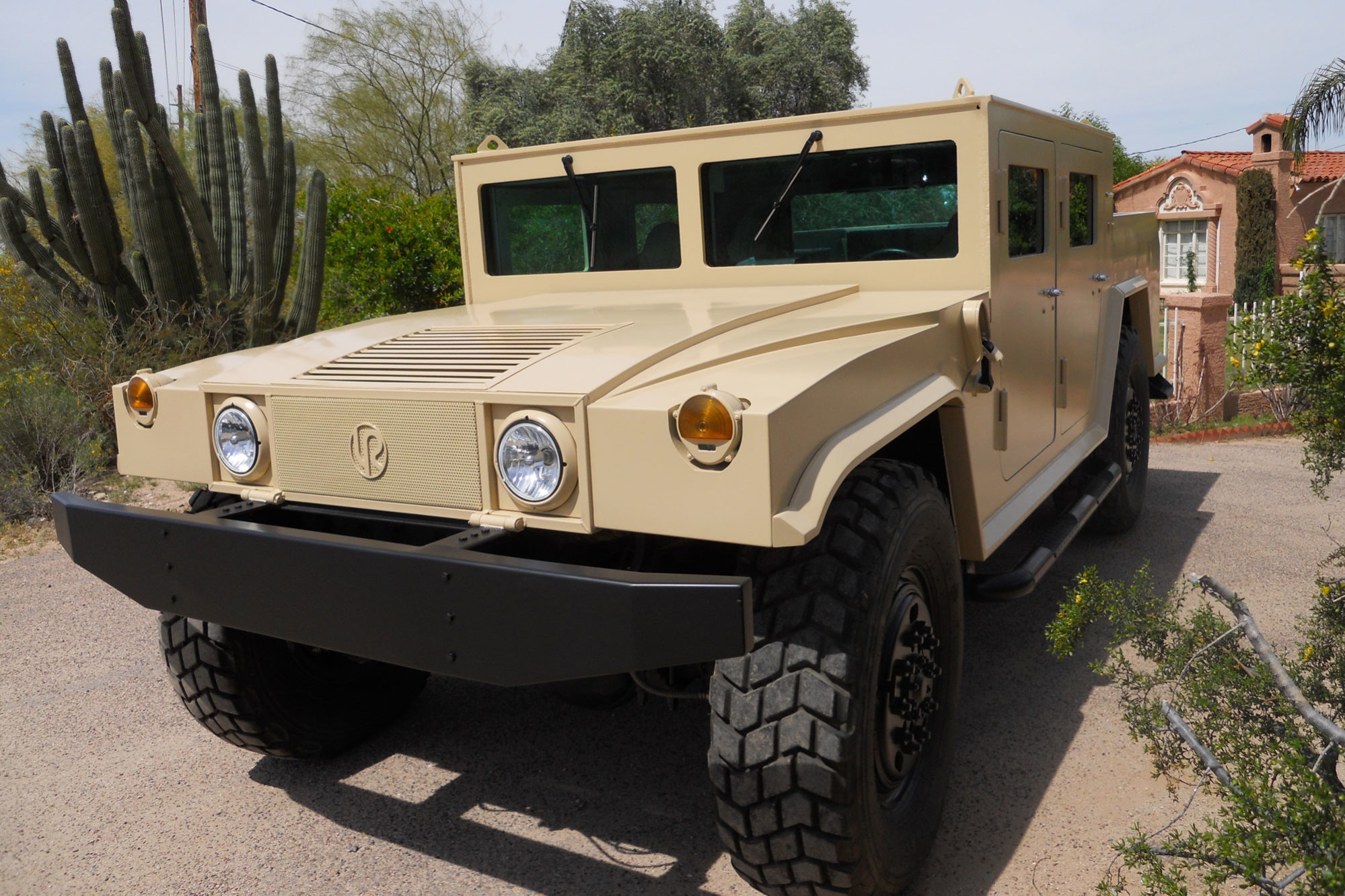 Hummers For Sale >> Armored Hummer | Bulletproof Hummer: The Armored Group