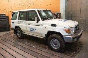 TAG Toyota Land Cruiser (TLC) 76 Series VR7 VPAM Side View