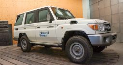 Toyota Land Cruiser (TLC) 76 Series VR7 VPAM