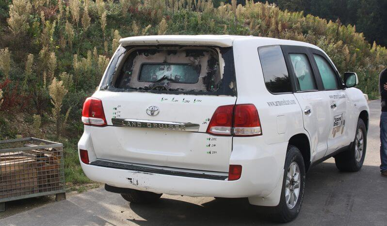 Toyota Land Cruiser (TLC) 200 Series VR7 VPAM full