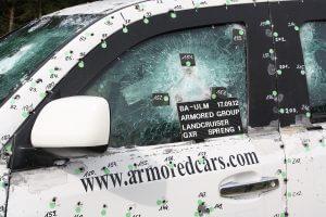 TAG Toyota Land Cruiser (TLC) 200 Series VR7 VPAM Bulletproof Testing