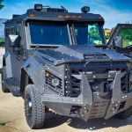Photo of BATT-X ballistic armored vehicle for law enforcement and tactical teams