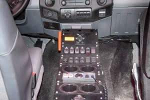 TAG BATT-X Center Console Buttons Cupholders