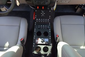 TAG BATT X Turret Center Console