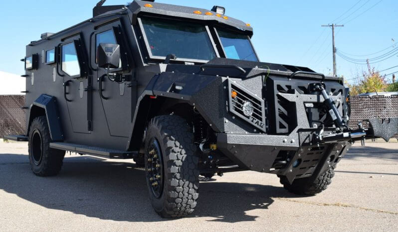 Armored Personnel Carriers | The Armored Group, LLC