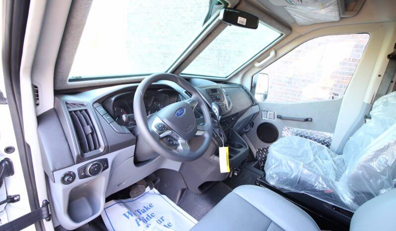 TAG Armored Protector Van Series Cabin